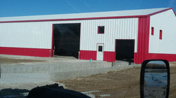 New Metal Building