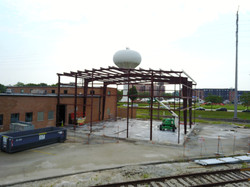 Metal Building Addition
