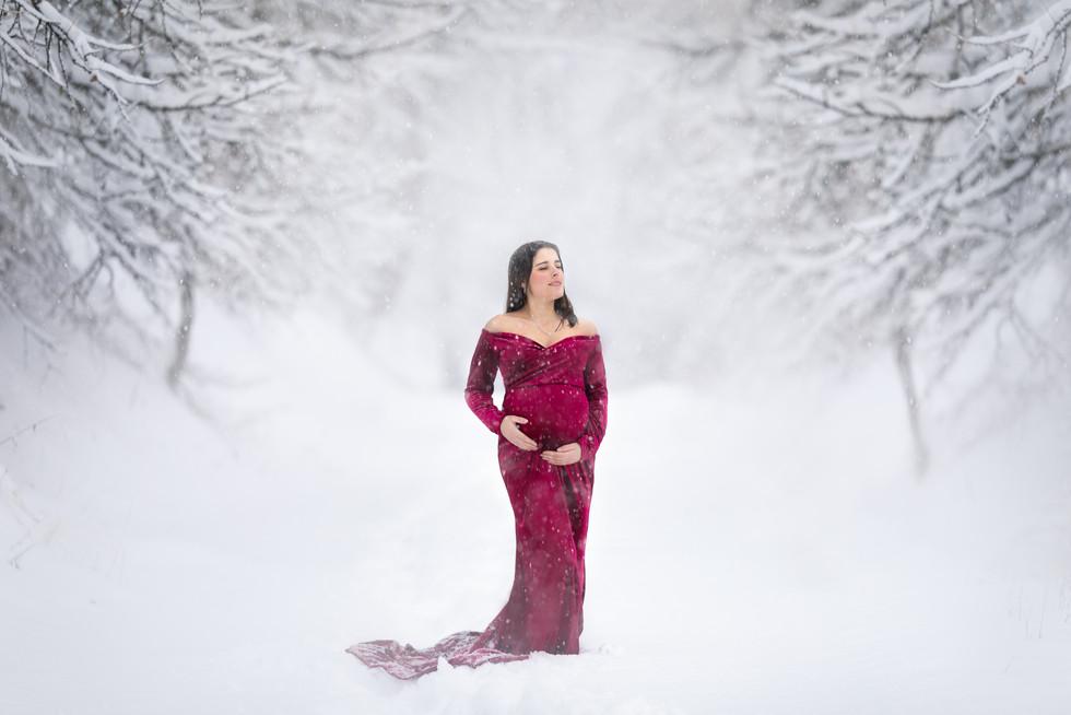 Grossesse en hiver
