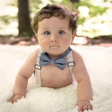 Bébé en extérieur