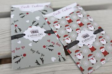 Carte cadeau Noël 1
