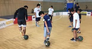 9/17(月・祝)ストリートサッカー体験会【東京】参加者募集のお知らせ