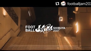 FOOTBALL JAM 2021 ティザーへ出演