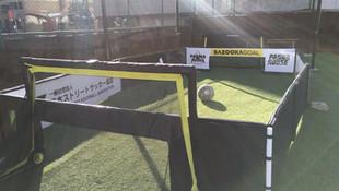 2月22日(土)柏市の空地でのストリートサッカー延期のお知らせ