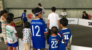 9/1(土)J1横浜F・マリノスホームゲームにてストリートサッカー無料体験会実施のお知らせ
