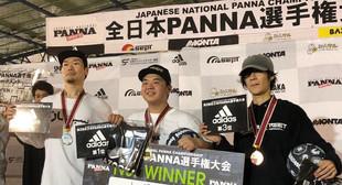 第二回全日本PANNA選手権大会結果