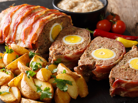 Hungarian Meatloaf