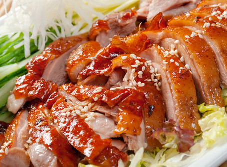 Hungarian Roasted Duck