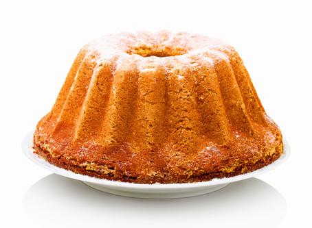 Hungarian Kuglof Coffee Cake