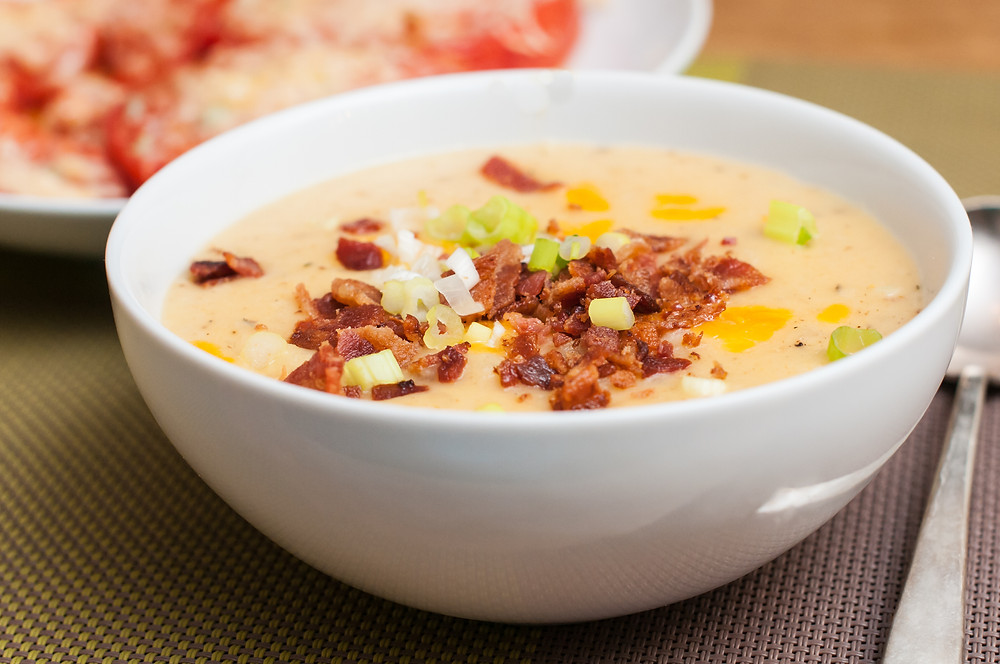 Outlaw's soup is a tasty and hearty dish of the Hungarian cuisine.