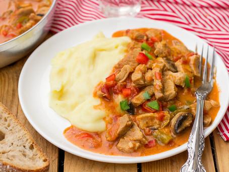 Hungarian Stew (Beef)