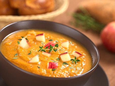 Hungarian Apple Potato Soup