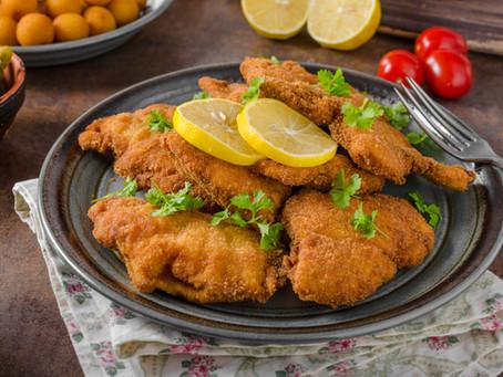 Hungarian Baked Chicken (Schnitzel)