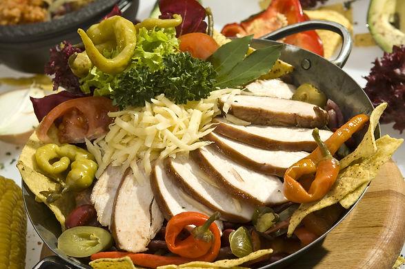 Pork tenderloin Mexican style w mexican