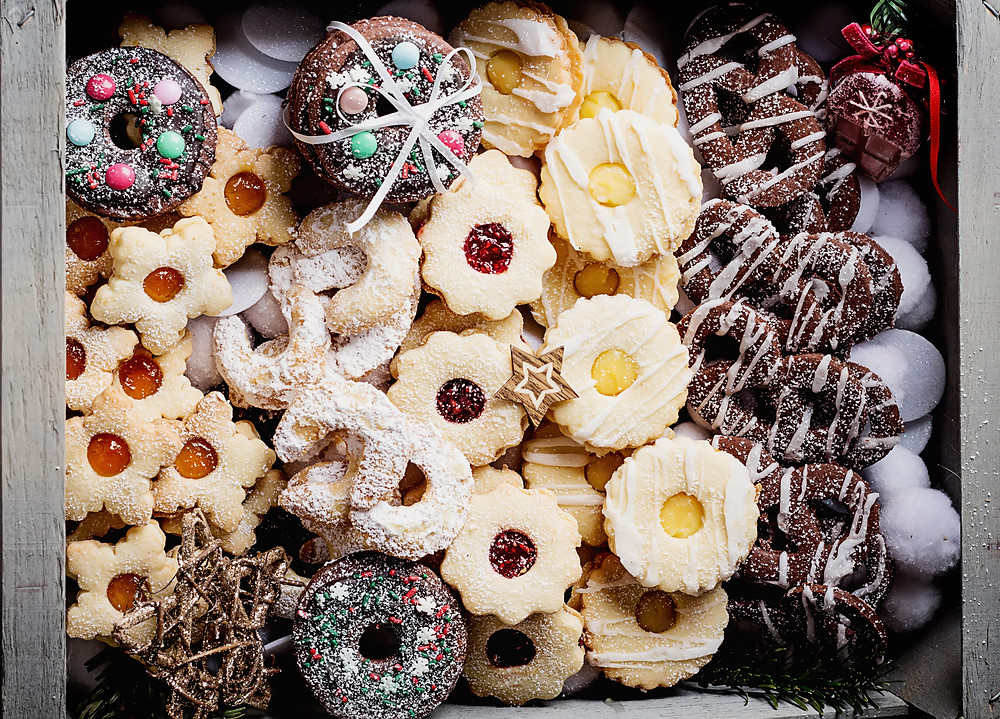 The origin of Linzer Cookies is Linz, Austria.