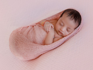Before arrival guide from a newborn photographer