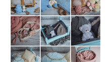 Setups can make or break your newborn photo shoot