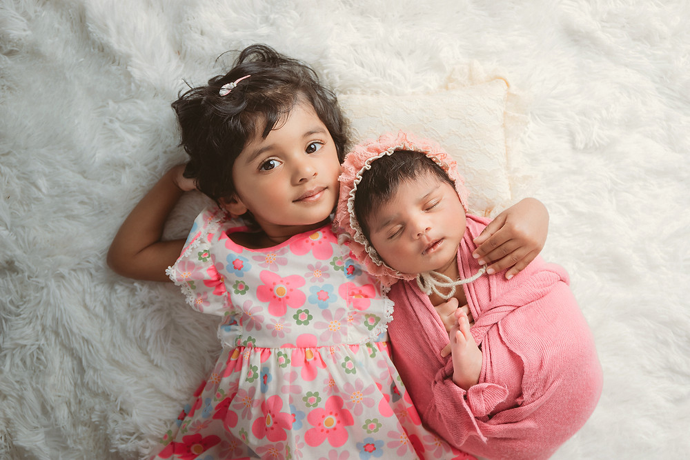 newborn studio photography, Auckland