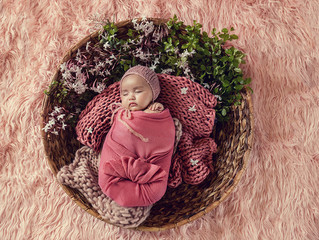 What if I missed the first 2 weeks to make newborn photos for my baby?