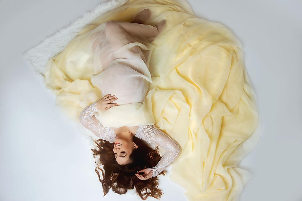 Studio Maternity Photography, Auckland