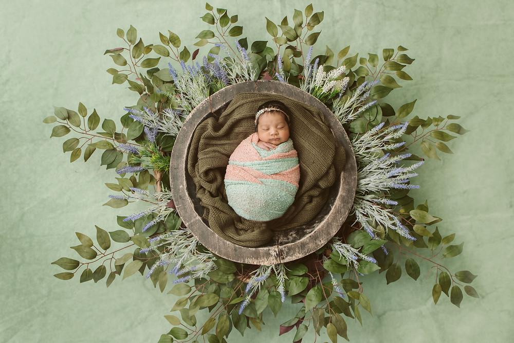 stuio newborn photo Auckland