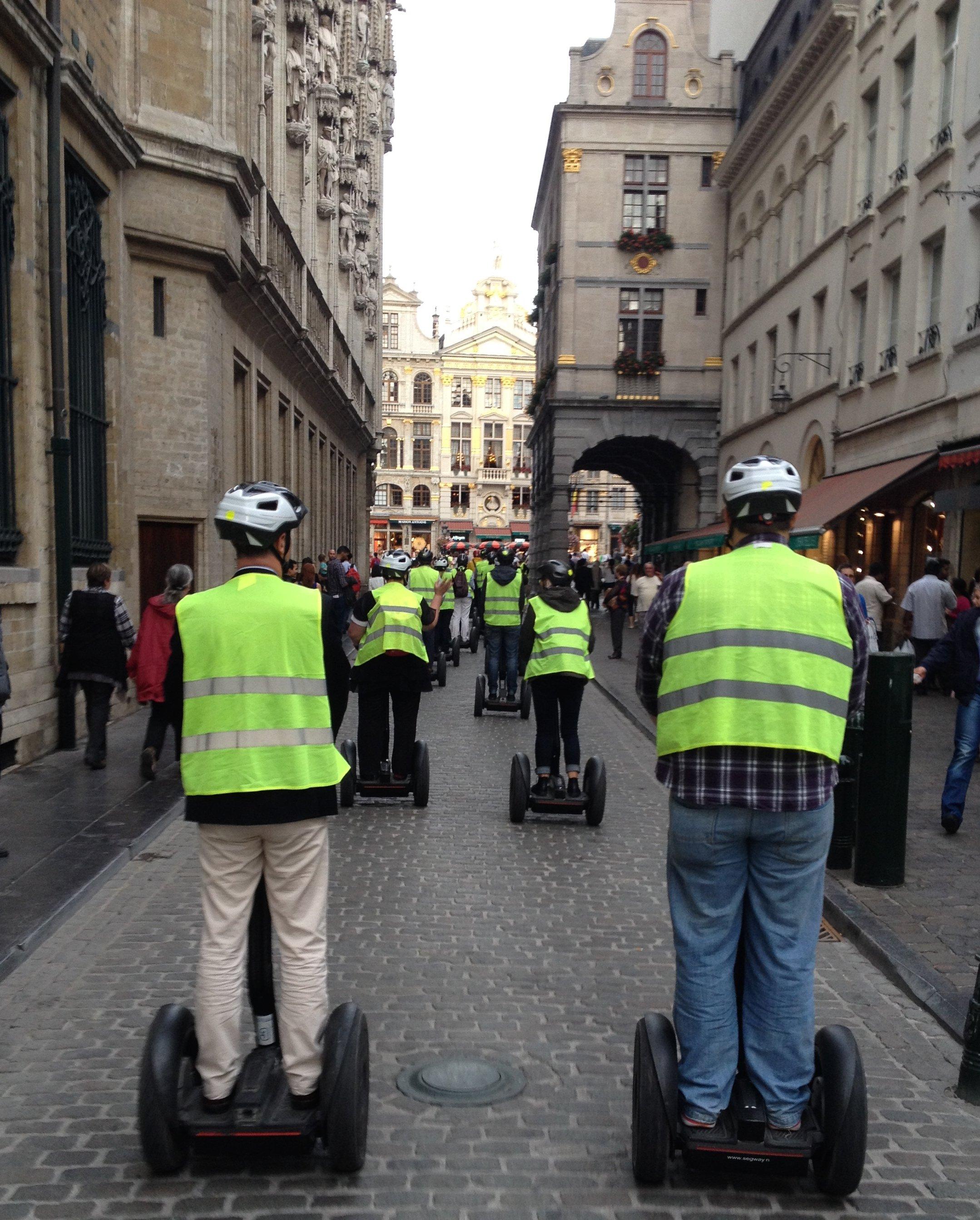 Segway Bruxelles | Brussels Segway