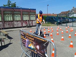 Segway Hainaut, Segway Bruxelles, Réglementation