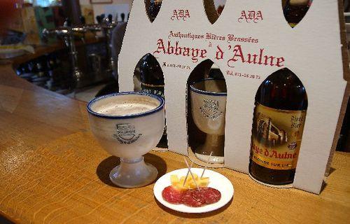 Bière de l'Abbaye