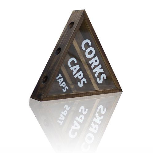 Cuadro Triangular 45x45x45 cm