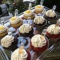 Liquor Infused Cupcakes