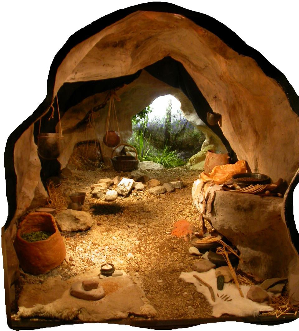 La galerie préhistorique