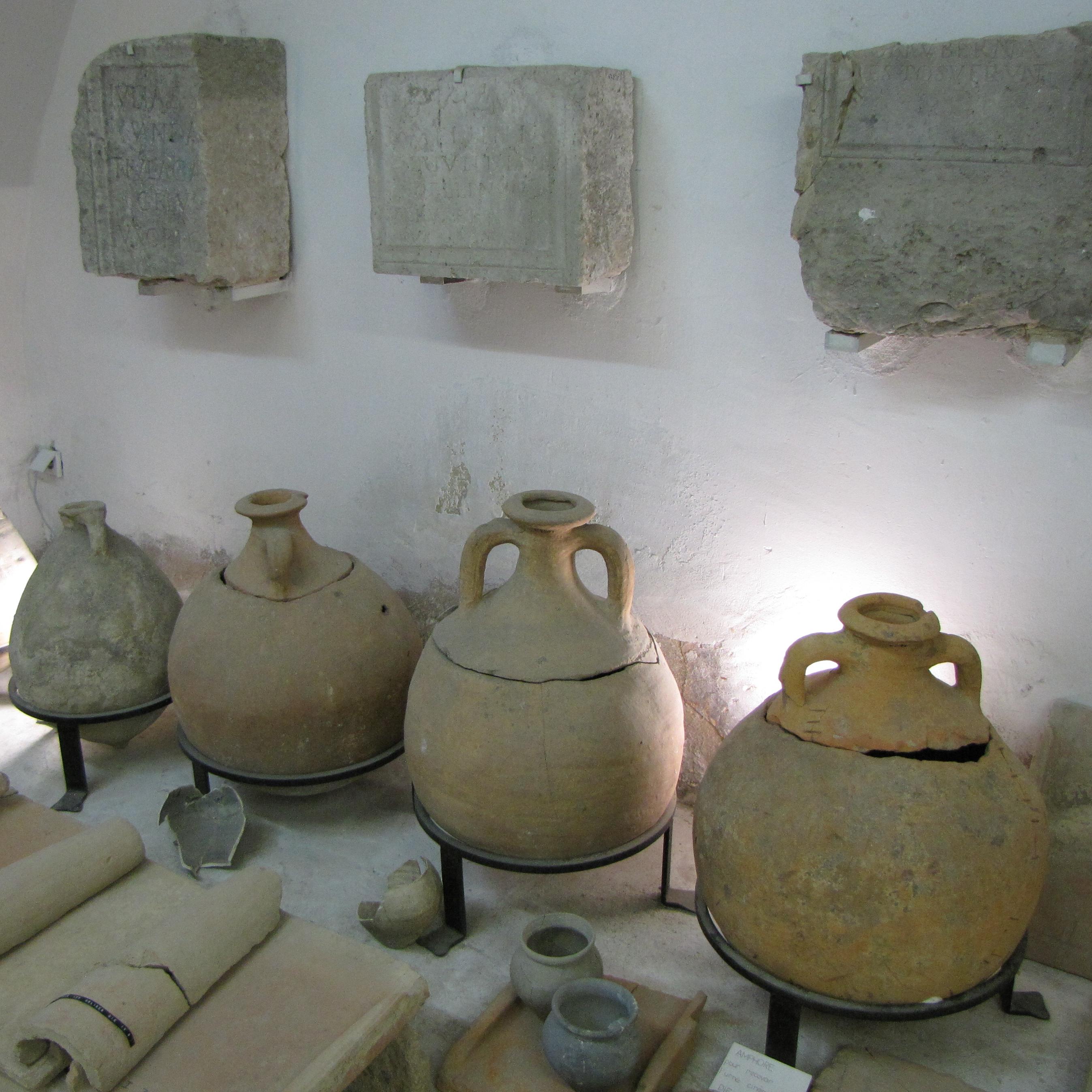 La promenade du temps, de l'Antiquité au Moyen-Age