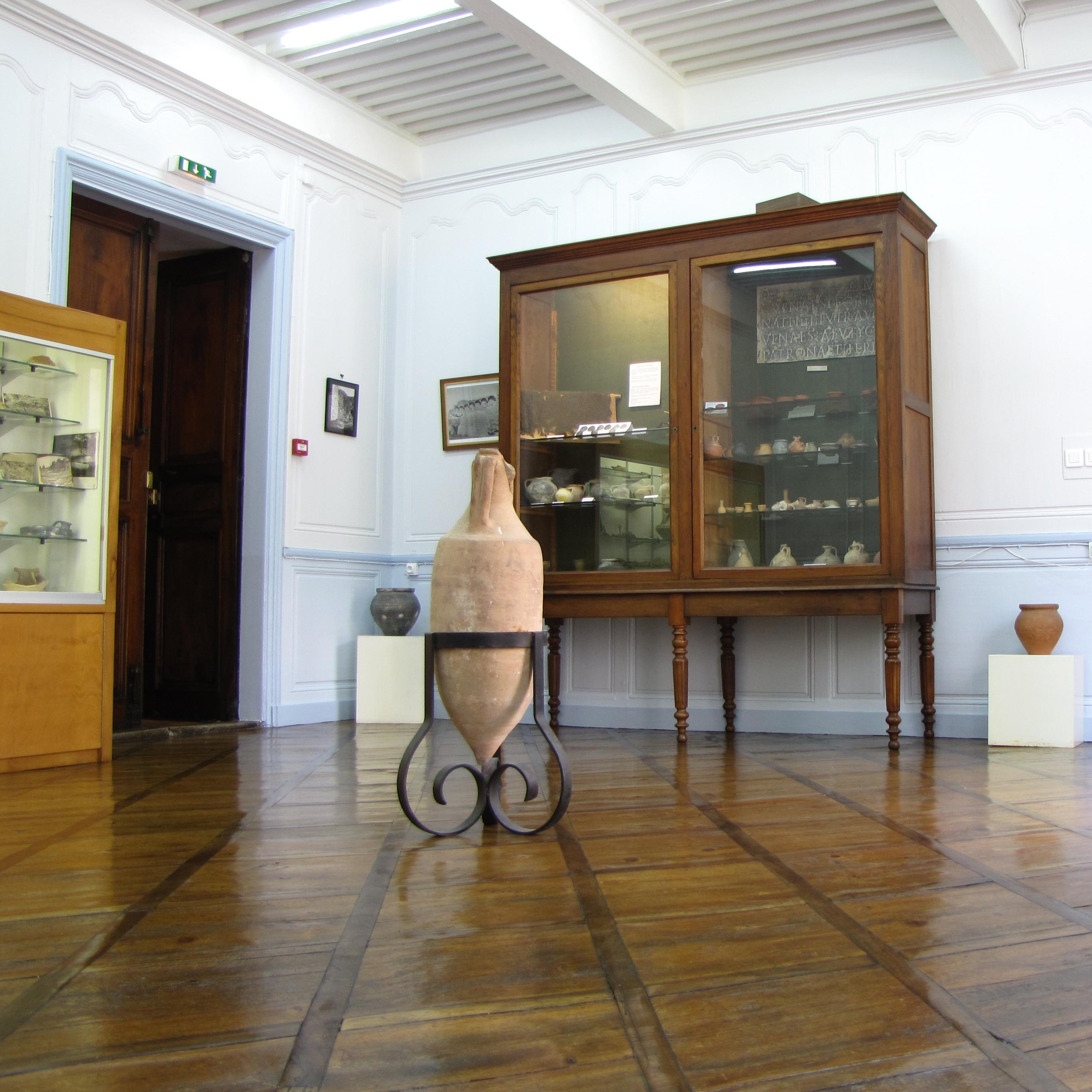 La galerie romaine