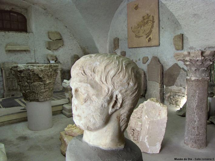 Les lapidaires romains