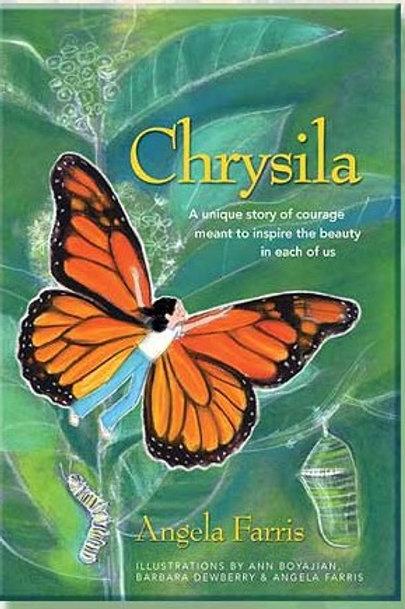 Chrysila - the book.