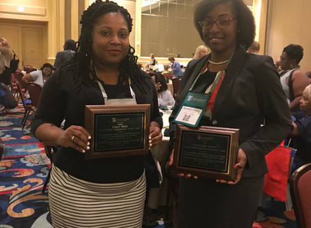 JHCHC Employees Earn State Honors