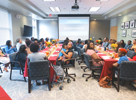 Jackson-Hinds Healthy Start Department Hosts Quarterly Community Action Network Meeting