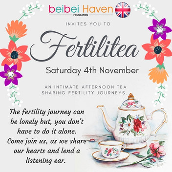 Beibei Haven UK presents FERTILITEA