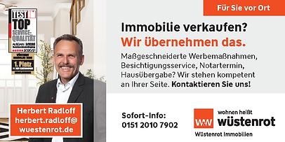 Anzeige_Herbert Radloff_ohne Schnittmark
