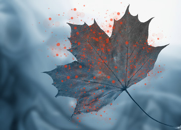 Artistic leaf
