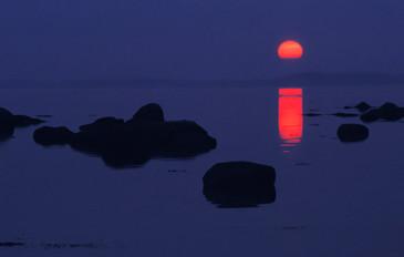 Sunset Frederiksværk