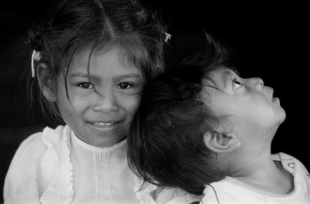 Sister and brothert