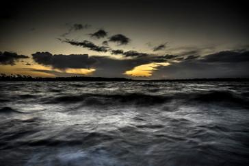 Sunset Furesøen