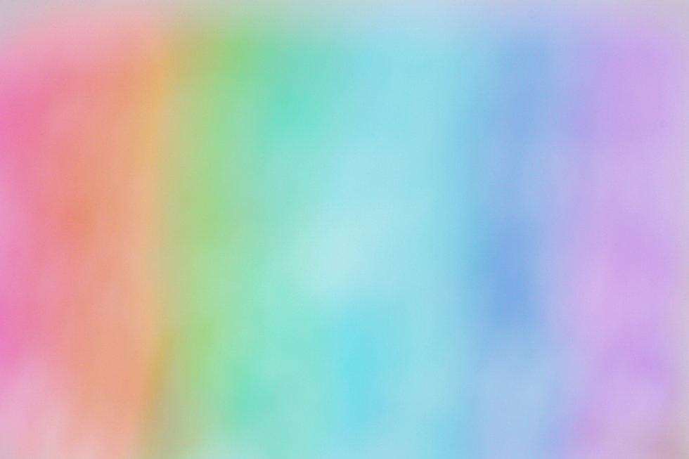 Light pastel rainbow watercolor background