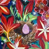 Amaryllis & Nest