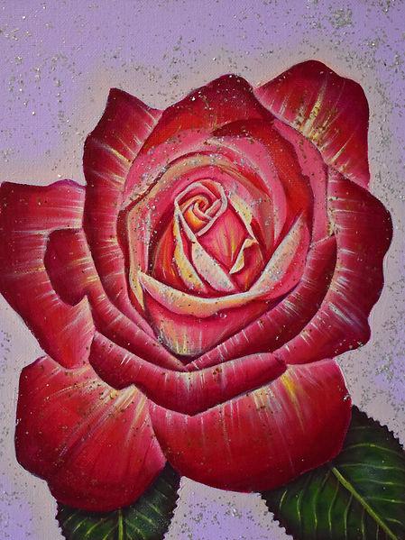 Hyrbid Tea Rose