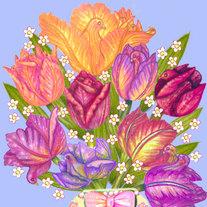 Bouquet of Birds