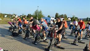 Bericht Spinningmarathon Mittelbayerische