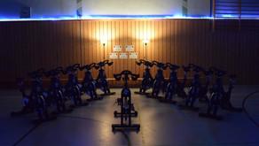 Neu beim TSV Pyrbaum: Indoor-Cycling