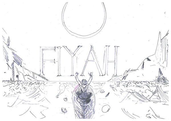 FIYAH concept sketch